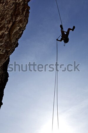 rappel Stock photo © pedrosala