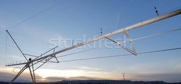 irrigation equipment Stock photo © pedrosala