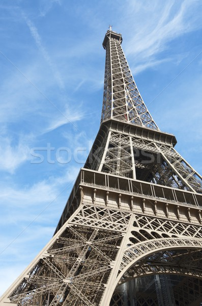 eiffel tower Stock photo © pedrosala