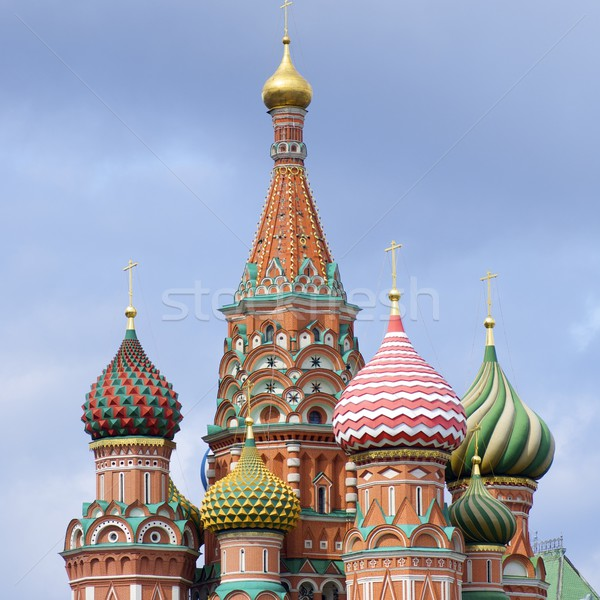 Cathedral of St. Basil Stock photo © pedrosala