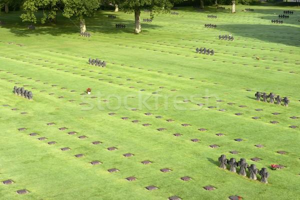 Cemetery Stock photo © pedrosala