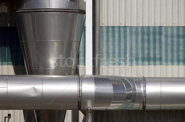 Storage tank Stock photo © pedrosala