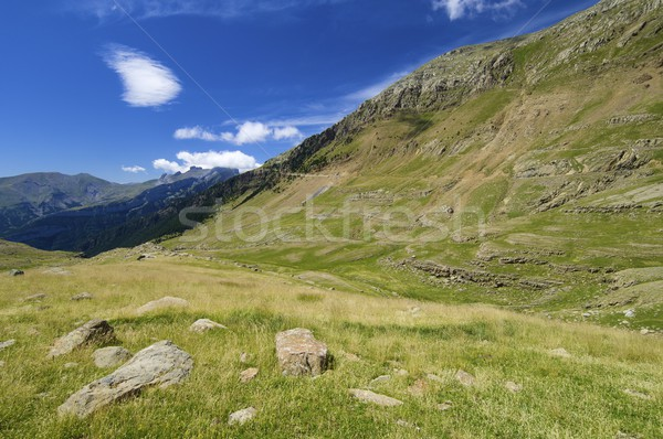 Mountain landscape Stock photo © pedrosala