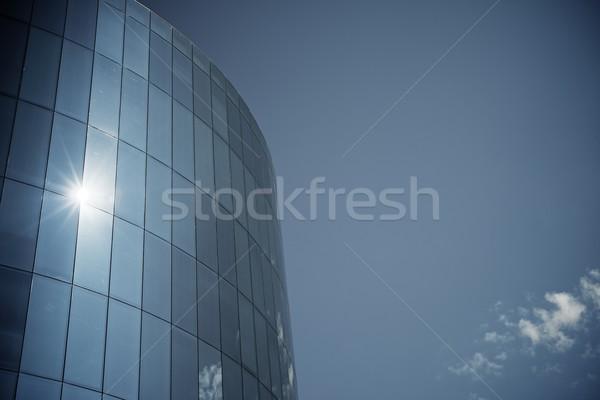 Corporate building Stock photo © pedrosala