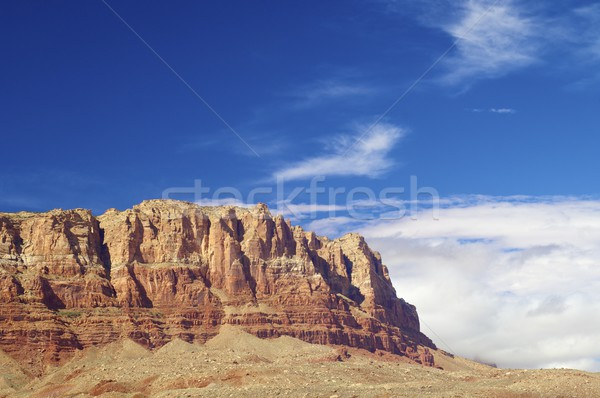Arizona USA ciel paysage montagne Photo stock © pedrosala