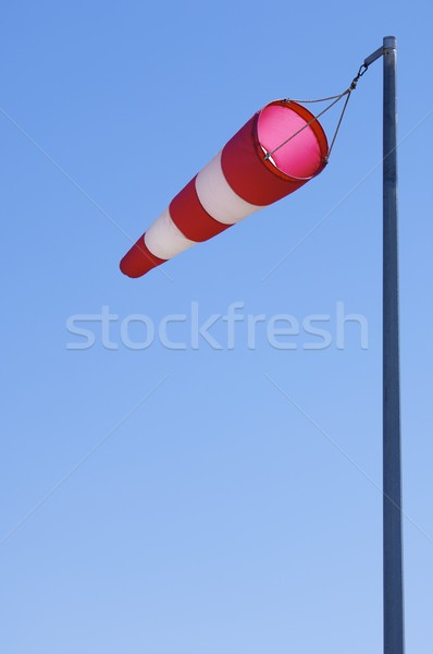 wind sleeve Stock photo © pedrosala