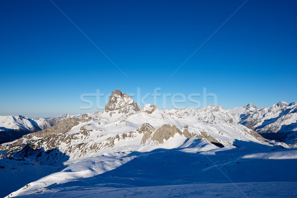 Stock photo: Midi d'Ossau
