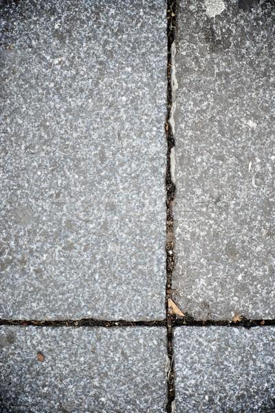 Granit gri yüksek karar doku duvar Stok fotoğraf © pedrosala