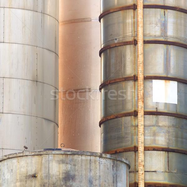 металл подробность аннотация металлический депозит текстуры Сток-фото © pedrosala