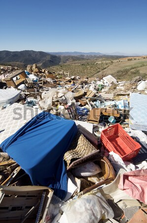 landfill Stock photo © pedrosala