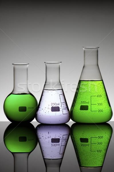 flasks Stock photo © pedrosala