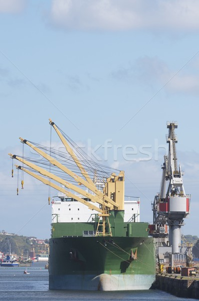 port Stock photo © pedrosala