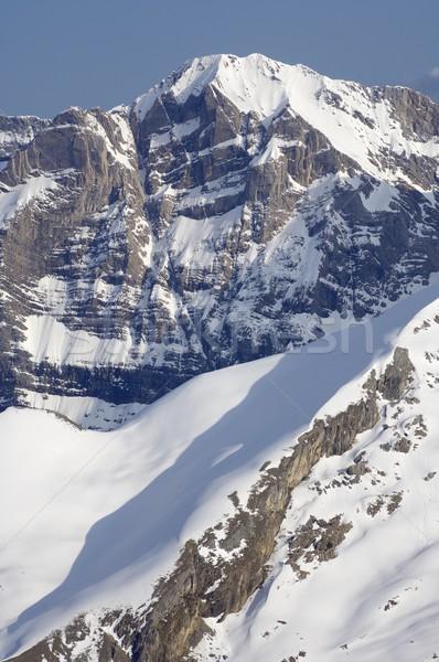 Forato peak Stock photo © pedrosala