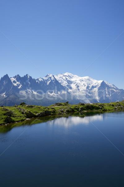 Mont Blanc Stock photo © pedrosala