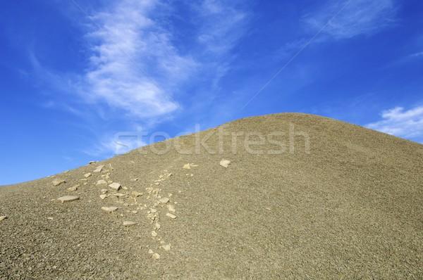 Loam landscape Stock photo © pedrosala