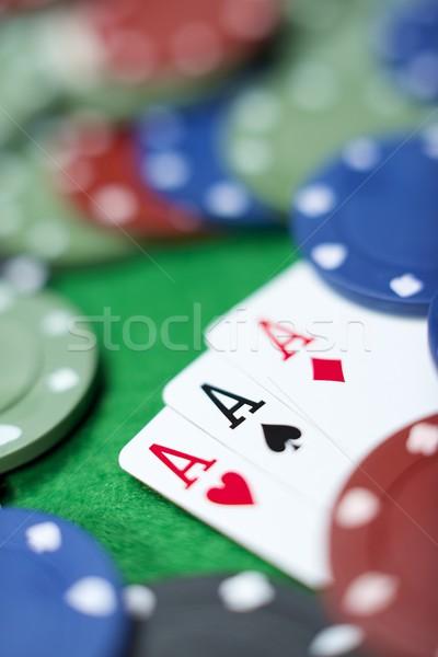 Casino Stock photo © pedrosala