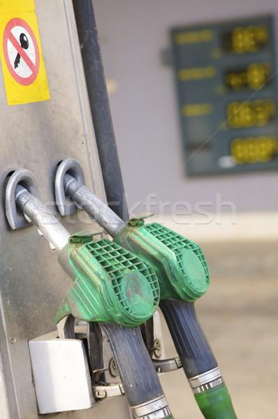 Fuel pumps Stock photo © pedrosala