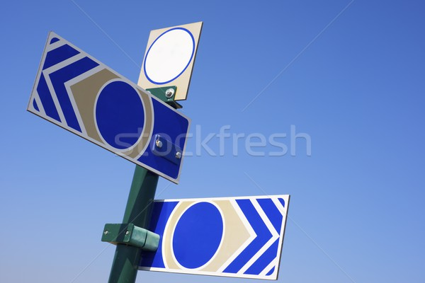 Signals Stock photo © pedrosala