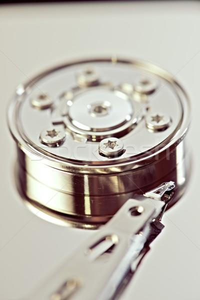 Hard disk Stock photo © pedrosala
