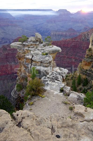 Grand Canyon parku Arizona USA wygaśnięcia krajobraz Zdjęcia stock © pedrosala