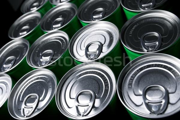 Cans Stock photo © pedrosala