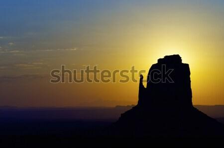 Stock photo: Monument Valley