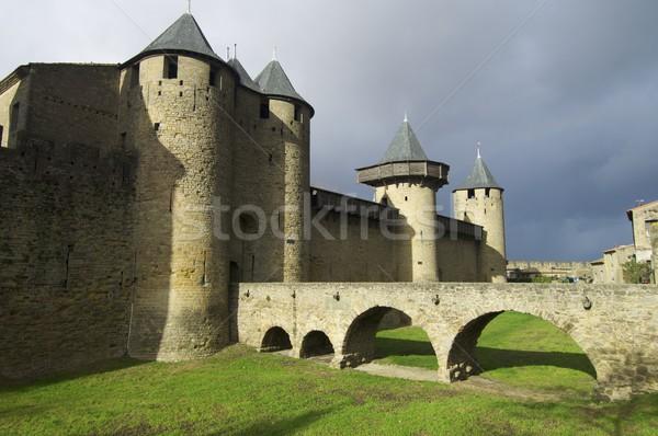 Carcassonne Stock photo © pedrosala