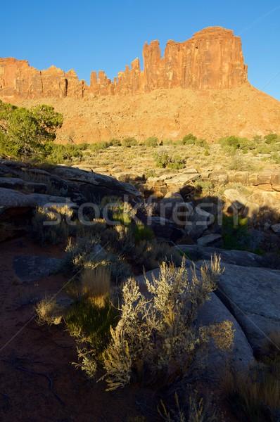 Stock photo: Indian Creek