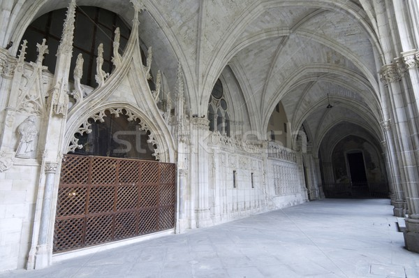 cloister Stock photo © pedrosala
