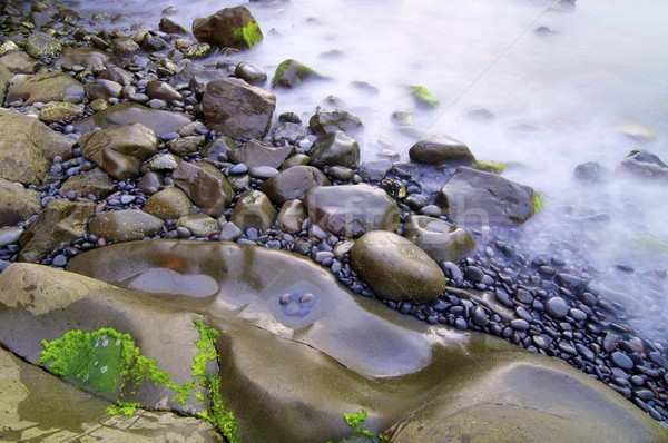 waves Stock photo © pedrosala