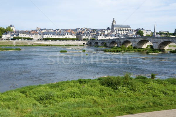 Blois Stock photo © pedrosala