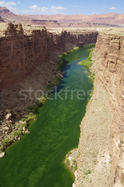 Colorado rio Estados Unidos beleza montanha viajar Foto stock © pedrosala