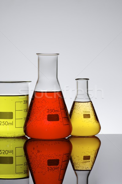 beakers Stock photo © pedrosala