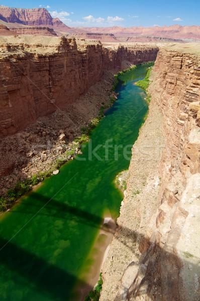 Colorado river Stock photo © pedrosala