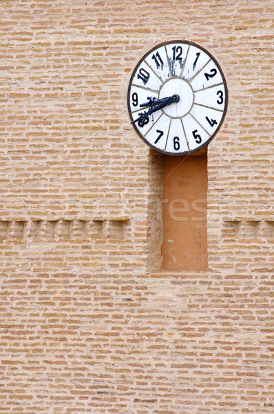 clock Stock photo © pedrosala