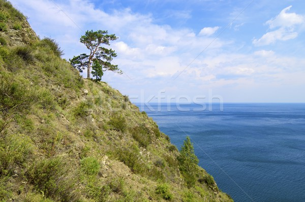 Lake Baikal Stock photo © pedrosala