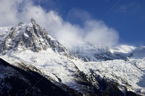 Aiguille du Midi Stock photo © pedrosala