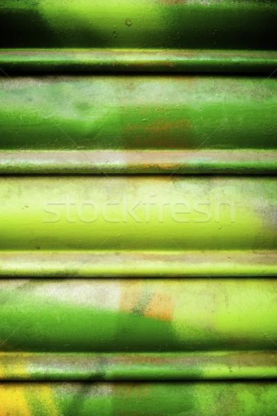 Fém vak magas döntés sötét tapéta Stock fotó © pedrosala