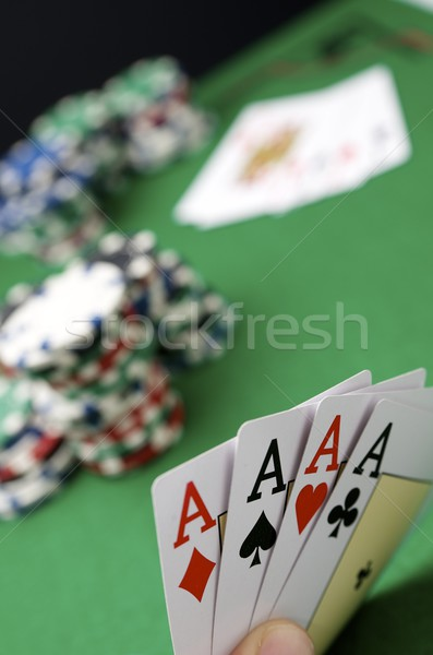 poker Stock photo © pedrosala