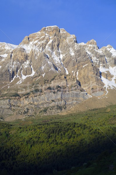 telera peak Stock photo © pedrosala