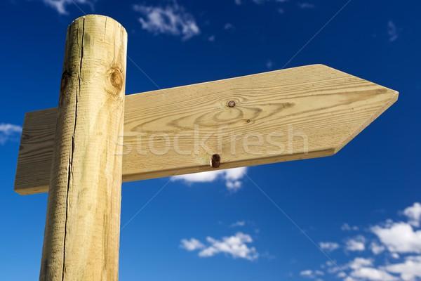 Direction Stock photo © pedrosala