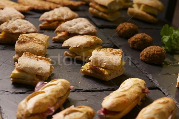 snacks Stock photo © pedrosala