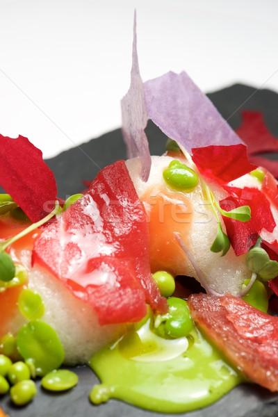 Tuna salad Stock photo © pedrosala