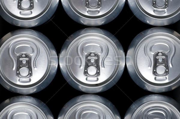 Stock photo: soda