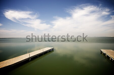 Albufera Lake Stock photo © pedrosala