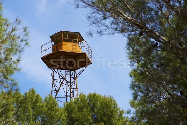 Watch tower Stock photo © pedrosala