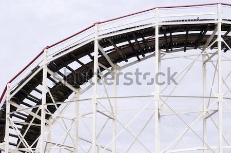 roller coaster Stock photo © pedrosala