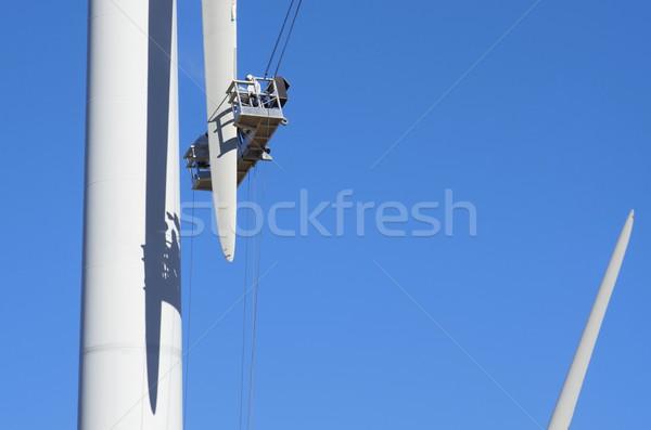 repair work Stock photo © pedrosala
