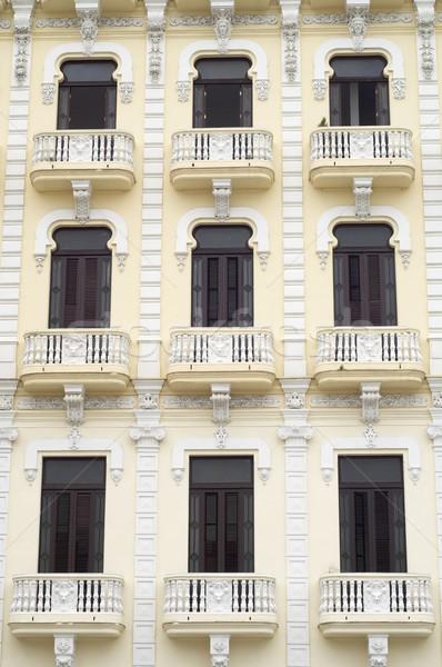windows Stock photo © pedrosala