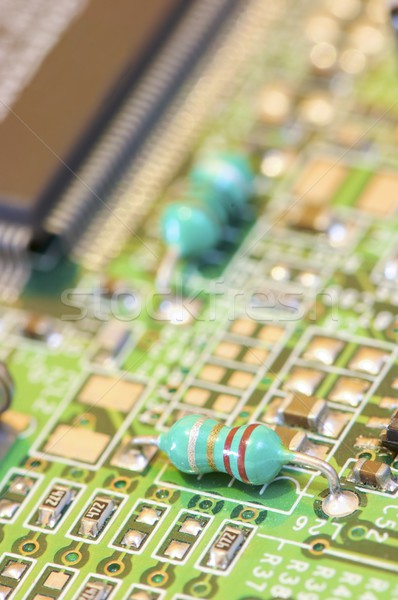 resistor Stock photo © pedrosala